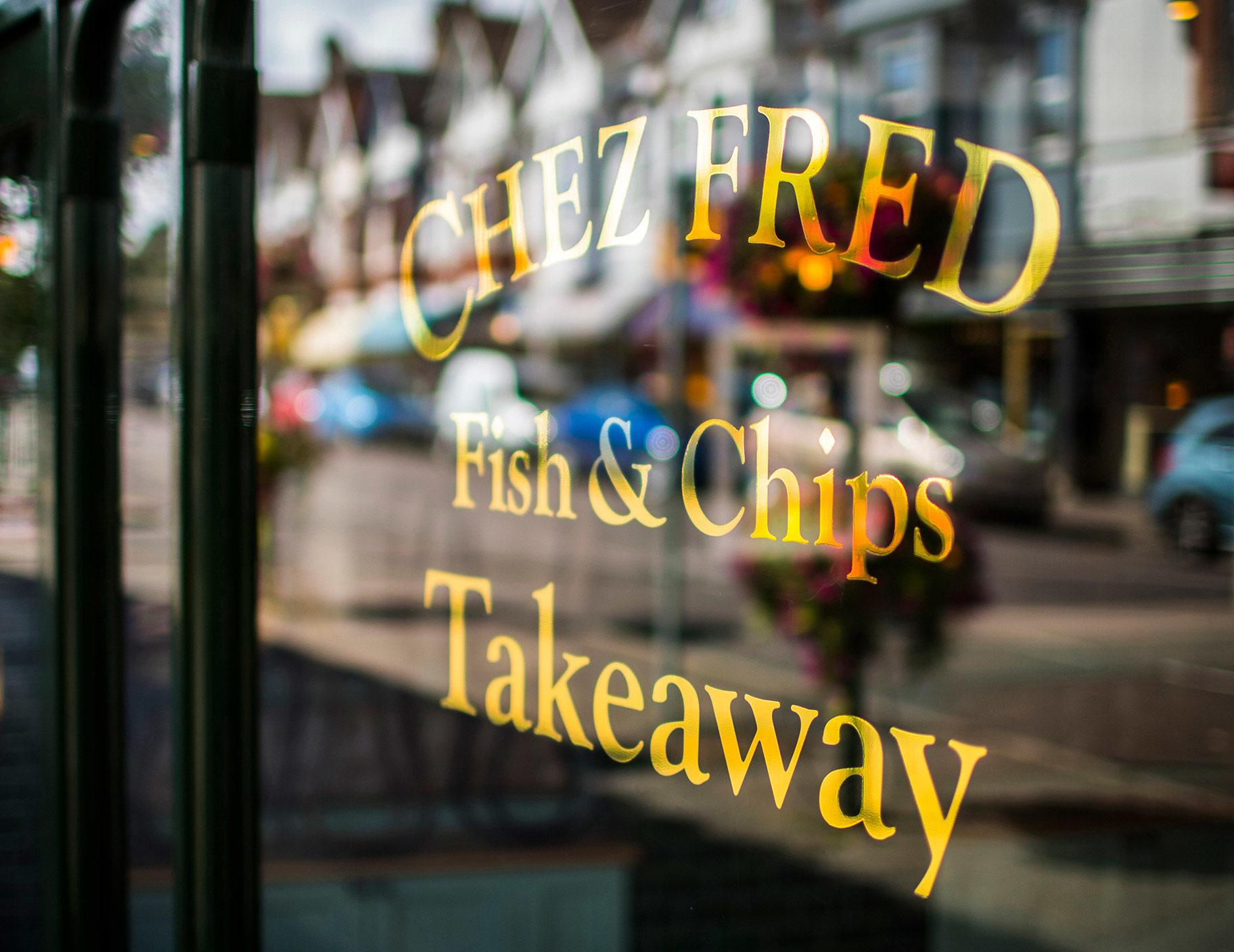 Chez Fred Takeaway