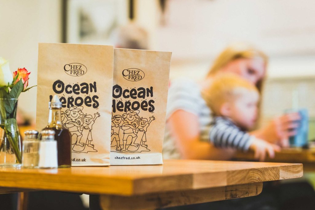 Ocean Heroes packages