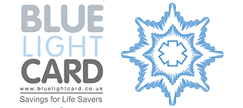 Blue Light Card